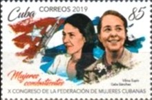 [The 10th Federation of Cuban Women Congress, type JTY]