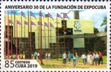 [The 60th Anniversary of the Expocuba Fairground, type JUX]