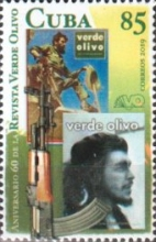 [The 60th Anniversary of the Revistas Verde Olivo Magazine, type JVF]