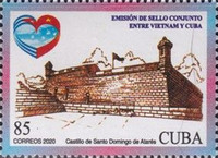 [National Architectural Heritage - Joint Issue with Vietnam, type KAE]