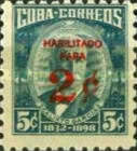 [Postal Stamps Surcharged, type MT1]
