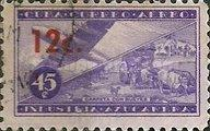 [Airmail - Previous Issues Surcharged, type NK1]