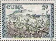 [The 1st Anniversary of The Cuban Revolution, type WC]
