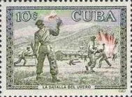 [The 1st Anniversary of The Cuban Revolution, type WD]