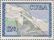 [The 1st Anniversary of The Cuban Revolution, type WE]