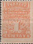 [Numeral Stamps & Coat of Arms, Typ P]