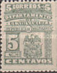[Numeral Stamps & Coat of Arms, Typ S]