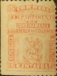 [Numeral Stamps & Coat of Arms, Typ U]