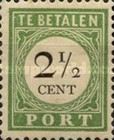 [Numeral Stamps - Small Numerals, Typ B]