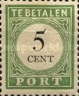 [Numeral Stamps - Small Numerals, Typ B1]