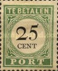 [Numeral Stamps - Small Numerals, Typ B4]