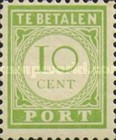 [Numeral Stamps, Typ E]