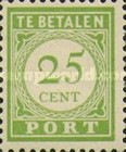 [Numeral Stamps, Typ E2]