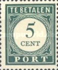 [Numeral Stamps, Typ F1]