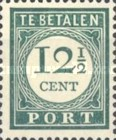 [Numeral Stamps, Typ F3]