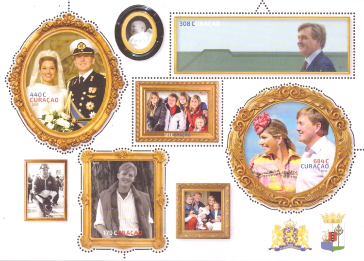 [The 50th Anniversary of the Birth of King Willem-Alexander, Typ ]