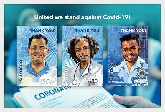 [Combat Corona Campaign - United We Stand Against COVID-19, Typ ]