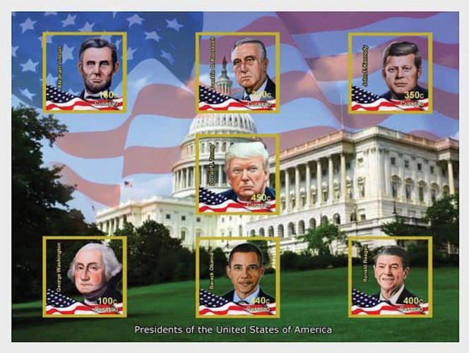 [Presidents of the United States, type ]