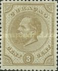 [King Wilhelm III - Small Perforation Holes, Typ A1]
