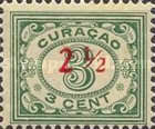 [Issues of 1915 & 1926 Surcharged in Red, type AL1]