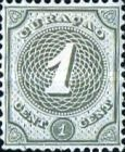 [Numeral Stamps, Typ C]