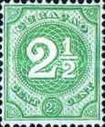 [Numeral Stamps, type C2]