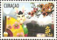[Chinese New Year - Year of the Rabbit, type DA]