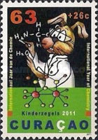 [Youth Care Stamps - International Year of Chemistry, type EO]