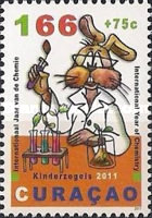 [Youth Care Stamps - International Year of Chemistry, type EQ]