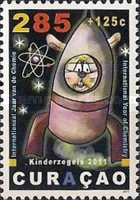 [Youth Care Stamps - International Year of Chemistry, type ER]