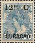 [Netherlands Postage Stamps Surcharged in Black, Typ H]