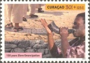 [The 150th Anniversary of the Abolition of Slavery, type JL]