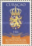 [The 200th Anniversary of the Kingdom of Netherlands, Typ KR]