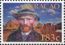 [The 125th Anniversary of the Death of Vincent van Gogh, 1853-1890, Typ PK]