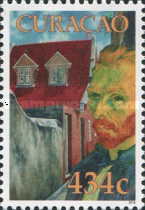 [The 125th Anniversary of the Death of Vincent van Gogh, 1853-1890, Typ PN]