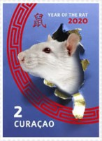 [Chinese New Year - Year of the Rat, Typ WK]