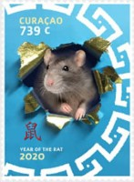 [Chinese New Year - Year of the Rat, Typ WO]