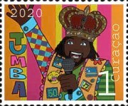 [The 50th Anniversary of Curacao Carnival, Typ WP]