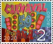 [The 50th Anniversary of Curacao Carnival, Typ WQ]