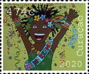 [The 50th Anniversary of Curacao Carnival, Typ WT]