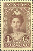[The 25th Anniversary of the Reign of Queen Wilhelmina, 1880-1962, Typ Z5]