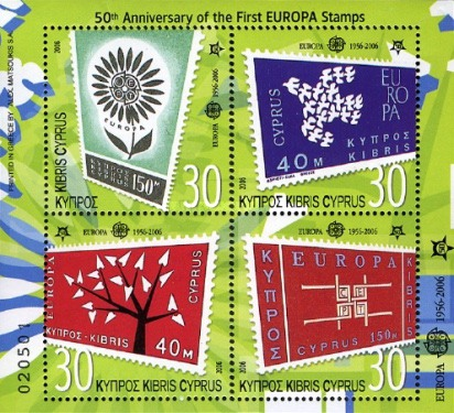 [The 50th Anniversary of the 1st EUROPA Stamps, type ]