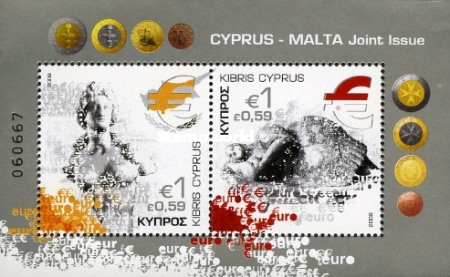 [Adoption of the Euro - joint Issue with Malta, type ]