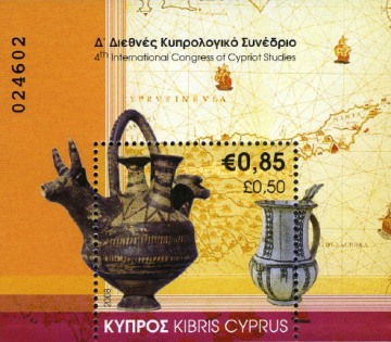 [The 4th International Cyprological Congress, type ]
