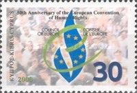 [The 50th Anniversary of the Human Right Convention, type ADK]