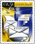 [EUROPA Stamps - Writing Letters, type AJU]