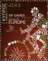 [The 12th Games of the Small States of Europe, type AKX]