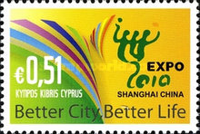 [Expo 2010 - Better City, Better Life, type ALX]