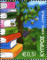[EUROPA Stamps - Children's Books, type ALZ]