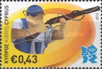 [Olympic Games - London, England, type ANW]